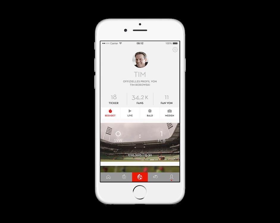 Ticr iPhone iOS Profil Tim Borowski